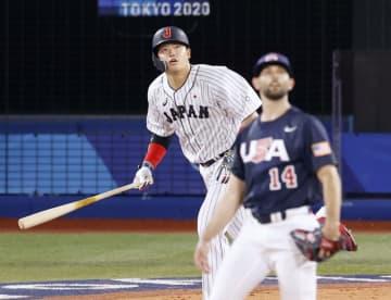 日本は全勝、正式競技で初優勝 野球・7日 画像1