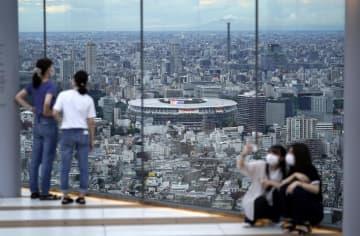 東京五輪、今夜閉会式 コロナ禍、無観客で実施 画像1