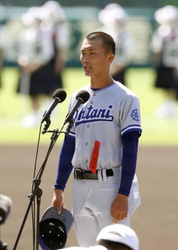 甲子園で開会式リハーサル 選手宣誓の主将のみ参加 画像1