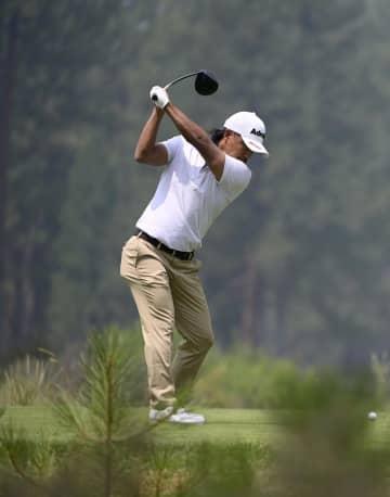 小平智は49位に浮上 米男子ゴルフ第3日 画像1