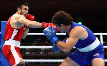 ジャロロフがスーパーヘビー級V ボクシング・8日 画像1