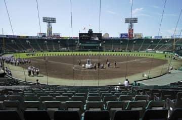 甲子園、悪天候予想で1日順延 2年ぶり開催、10日に開幕 画像1