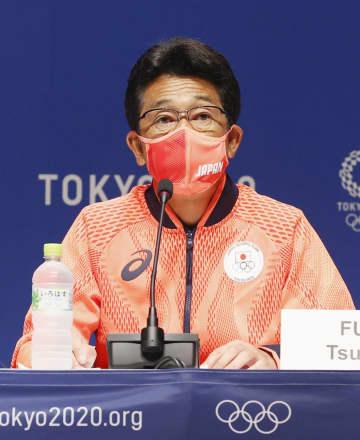 最多の金「全力尽くしてくれた」 日本選手団会見、全メダル58個 画像1