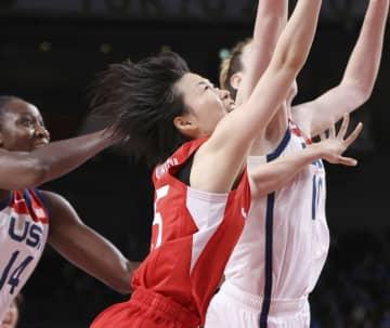 バスケ女子日本、ガード陣が奮闘 本橋や町田、快進撃の原動力 画像1