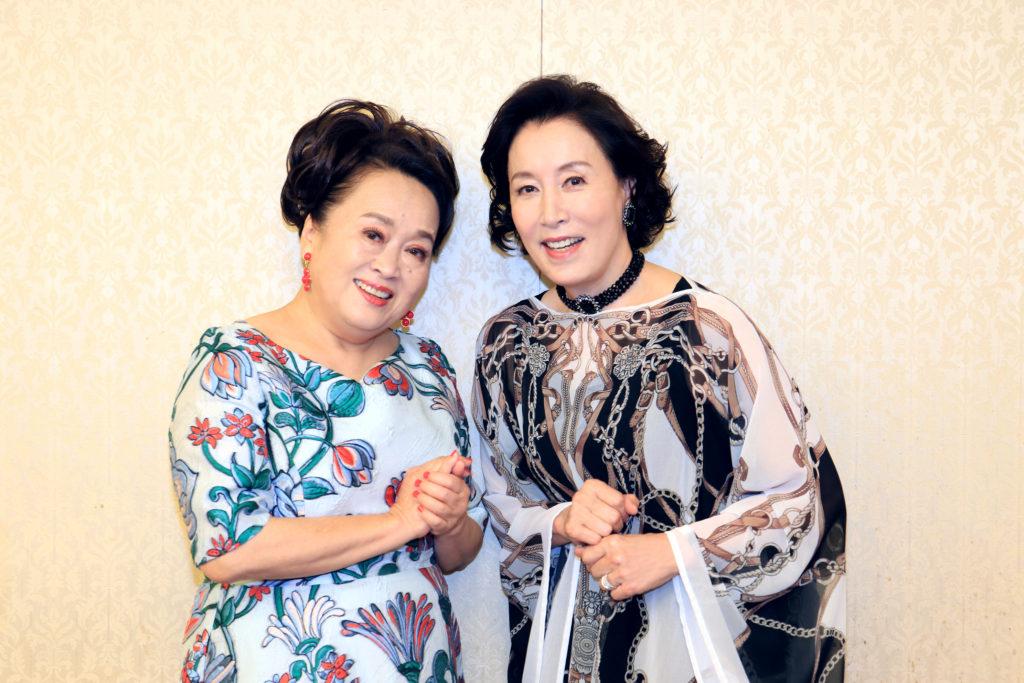 【インタビュー】「喜劇 老後の資金がありません」渡辺えり&高畑淳子が語る「幸せな老後」の定義 画像1