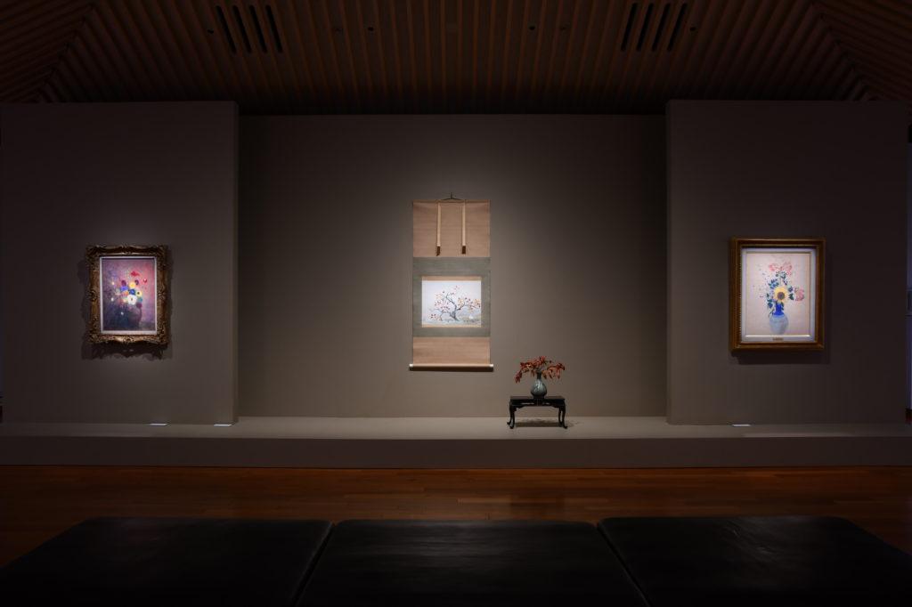 伊豆・上原美術館で展覧会「陰翳礼讃」を開催 9月26日まで、暗い展示室で美の魅力を探る 画像1
