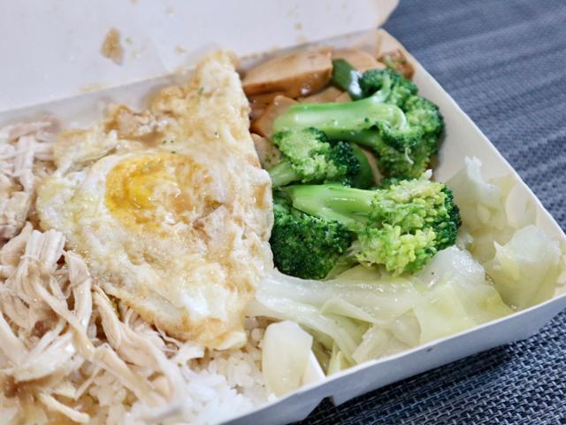 【台湾】魯肉飯よりあっさりで食べやすい「鶏肉飯」!台北の人気店「梁記嘉義雞肉飯」のテイクアウト限定弁当を実食 画像8