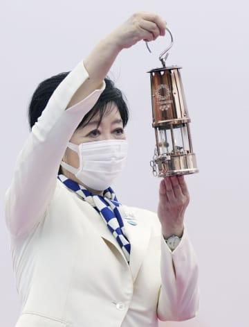 パラ聖火、公道リレー中止 東京、代替で点火式典 画像1