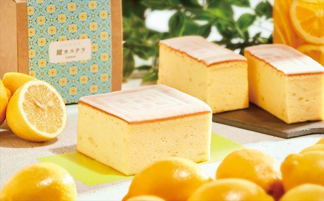 【台湾甜商店】夏のご褒美「甜カステラ 檸檬(レモン)」「台湾レモネード」登場! 画像1
