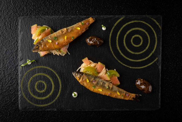 【星のや東京】宿泊者限定のディナーコース「Nipponキュイジーヌ ~発酵~」は、フレンチと発酵食品のエンターテインメント! 画像1