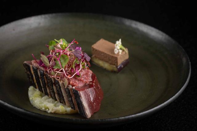 【星のや東京】宿泊者限定のディナーコース「Nipponキュイジーヌ ~発酵~」は、フレンチと発酵食品のエンターテインメント! 画像7