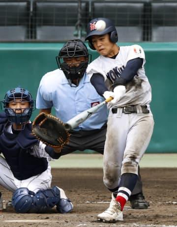 広島新庄2―3横浜 横浜が逆転サヨナラ勝ち 画像1