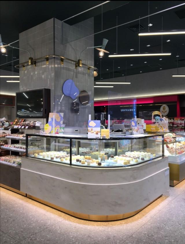 夕方限定の新作をチェック!小さくて贅沢なチーズスイーツ5品を食べ比べ「チーズころん by BAKE CHEESE TART 」【渋谷 東急フードショー】 画像2