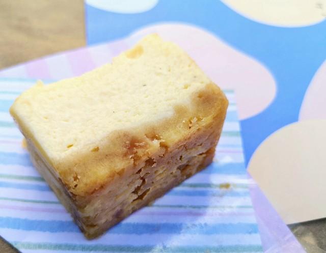 夕方限定の新作をチェック!小さくて贅沢なチーズスイーツ5品を食べ比べ「チーズころん by BAKE CHEESE TART 」【渋谷 東急フードショー】 画像16
