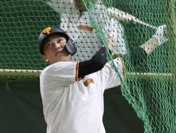 巨人・坂本「頑張って良かった」 チームに合流、同僚から祝福も 画像1