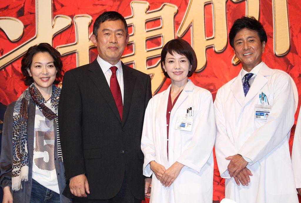 沢口靖子、劇場版『科捜研の女』は「自信作です」 内藤剛志「土門とマリコは兄妹以上、親戚未満」 画像1