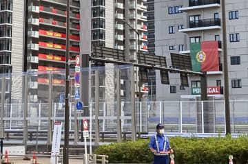 東京五輪の選手村が閉村 食事が好評、規則違反も 画像1