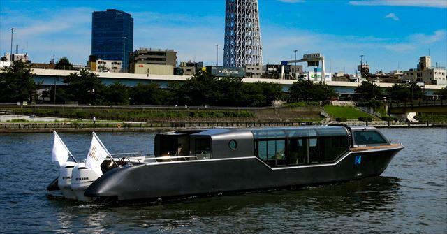 【東京ミズマチ®】本格的なモクテルを船上で堪能!ワンランク上の納涼クルーズ 画像3
