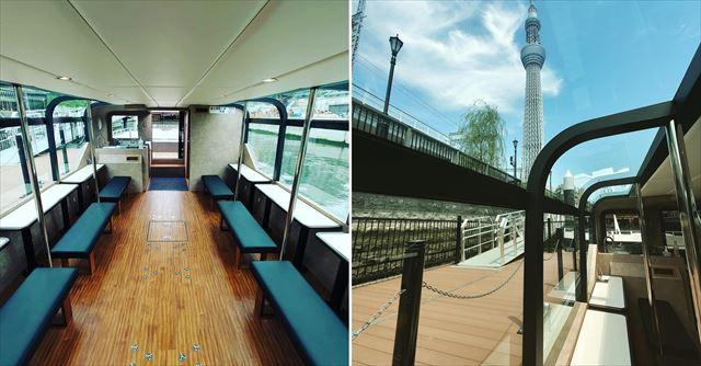 【東京ミズマチ®】本格的なモクテルを船上で堪能!ワンランク上の納涼クルーズ 画像5