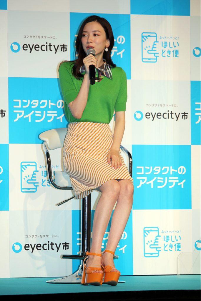 永野芽郁、コロナから復帰後、イベントに初登場 高田純次「芽郁ちゃんはパーフェクト」 画像1