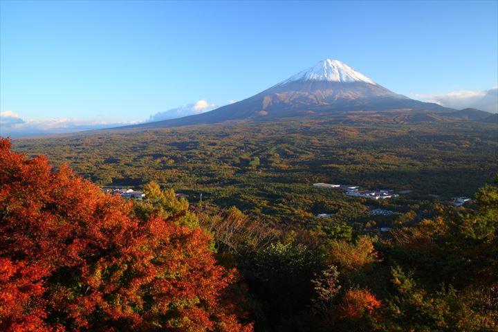 【山梨県】自然のパワーに癒やされたい!富士山の絶景、農場体験、温泉、桜や紅葉、ご当地グルメを満喫 画像2