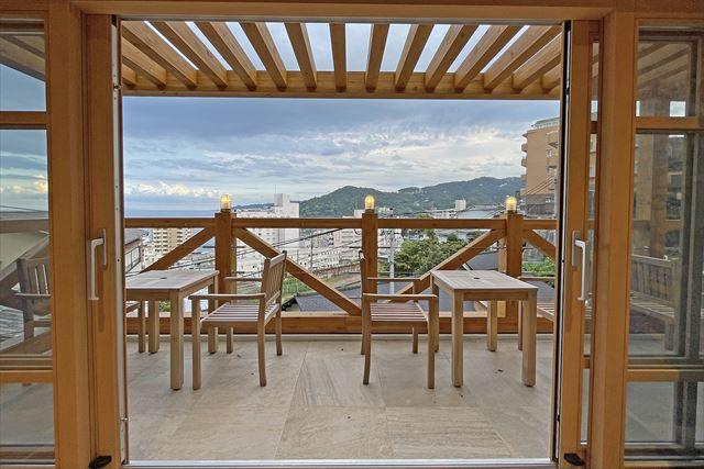 海とカフェと体験工房を楽しむ「Deeva OCEAN FIELD 熱海SPA」オープン! 画像1