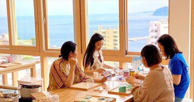 海とカフェと体験工房を楽しむ「Deeva OCEAN FIELD 熱海SPA」オープン! 画像6