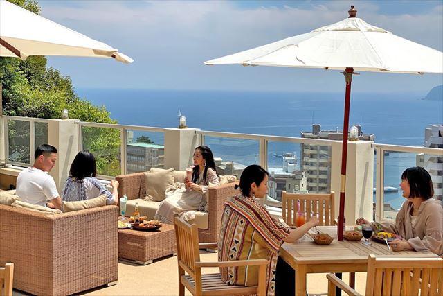 海とカフェと体験工房を楽しむ「Deeva OCEAN FIELD 熱海SPA」オープン! 画像8