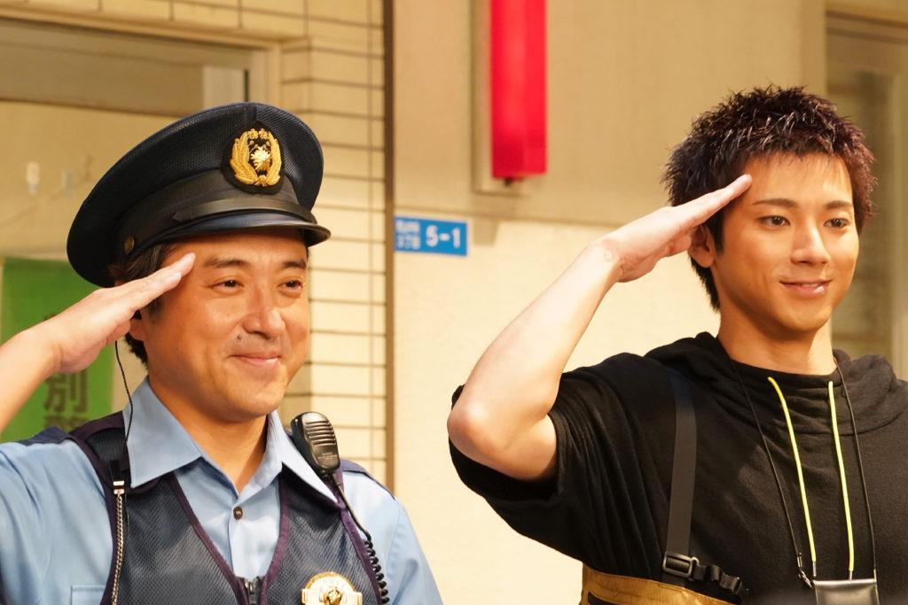 「ハコヅメ」特別編・新撮エピソードに「爆笑した」 「山田裕貴とムロツヨシは混ぜたら危険」 画像1