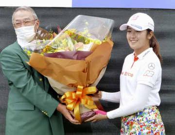銀メダルの稲見「引きずらない」 女子ゴルフ、五輪後初戦へ 画像1