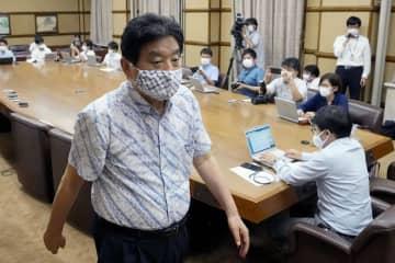 セクハラ批判で名古屋市長が謝罪 「行きすぎた発言と反省」 画像1