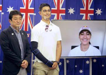 榊原魁、24年パラに意欲 BMXで昨年に大けが 画像1