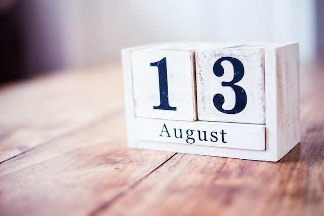 今日は何の日?【8月13日】 画像1