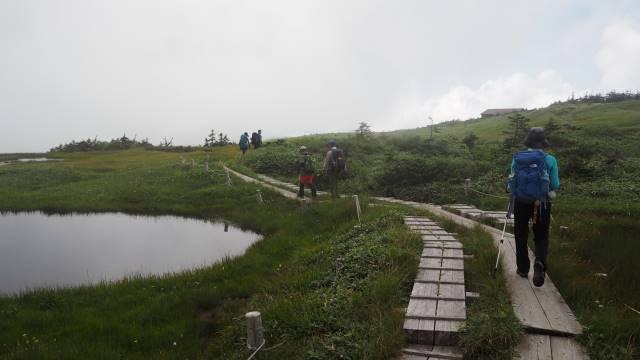 絶景と秘湯に出会う山旅(29)苗場山の高層湿原、そして名湯・法師温泉長寿館 画像15