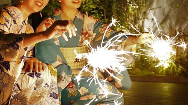 【品川プリンスホテル】夏を満喫!浴衣で手持ち花火と水族館を楽しむステイプラン 画像4