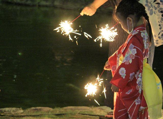 【品川プリンスホテル】夏を満喫!浴衣で手持ち花火と水族館を楽しむステイプラン 画像5