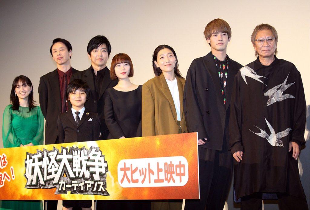 大島優子、結婚発表後初の公の場に登場 三池崇史監督「林遣都になりたい」 画像1