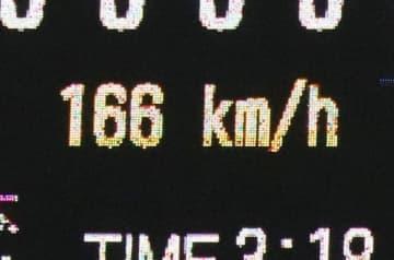 巨人のビエイラが166キロ プロ野球最速更新 画像1
