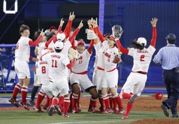 ソフトボールで女子が世界1位 野球合わせ一つの国が同時は初 画像1