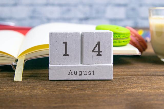 今日は何の日?【8月14日】 画像1