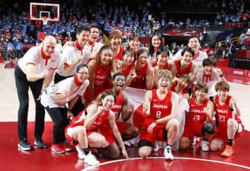 バスケ女子の日本は8位に 米国の1位は変わらず 画像1