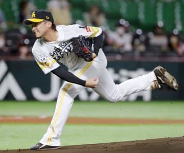 ソ2―0日(14日) 東浜が3勝目 画像1
