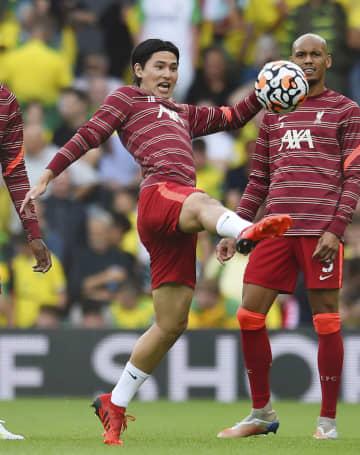リバプール南野は開幕戦出番なし イングランド・プレミアリーグ 画像1