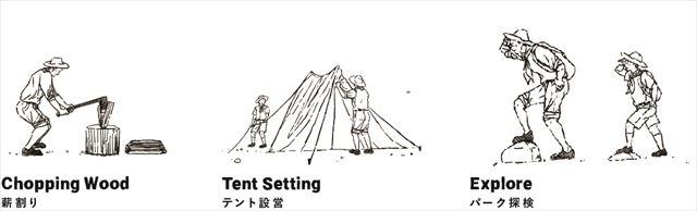 横浜・みなとみらいに本格アウトドアテーマパークがグランドオープン! 画像12