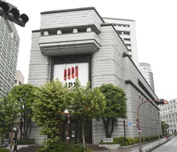 東証大幅続落、453円安 コロナ感染者増を警戒 画像1