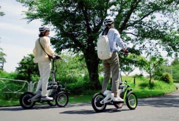 電動の乗り物、開発加速 ベンチャー企業やヤマハ発動機 画像1