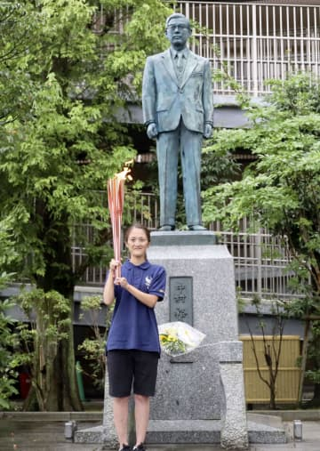 パラ、17日から開催都市リレー 共生願う炎、東京へ送る 画像1