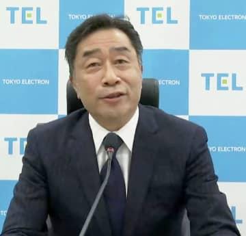 半導体需要、拡大続く 東京エレクトロンは最高益 画像1