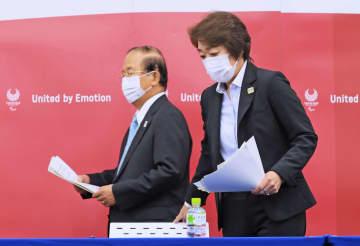 ワクチン接種率「把握してない」 東京パラで組織委、IPC 画像1
