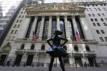 NY株、5日連続で最高値更新 110ドル高、決算期待で 画像1